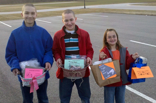 Grant, Nelson & Kedron - Donations to Charity Auction 2011